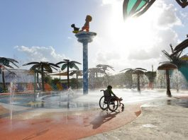 water park for the disabled
