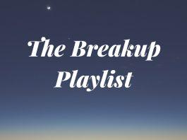 ultimate breakup playlist