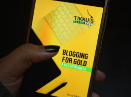 Blogging for Gold