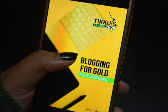 Blogging for Gold