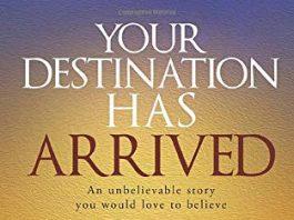 Your Destination Has Arrived