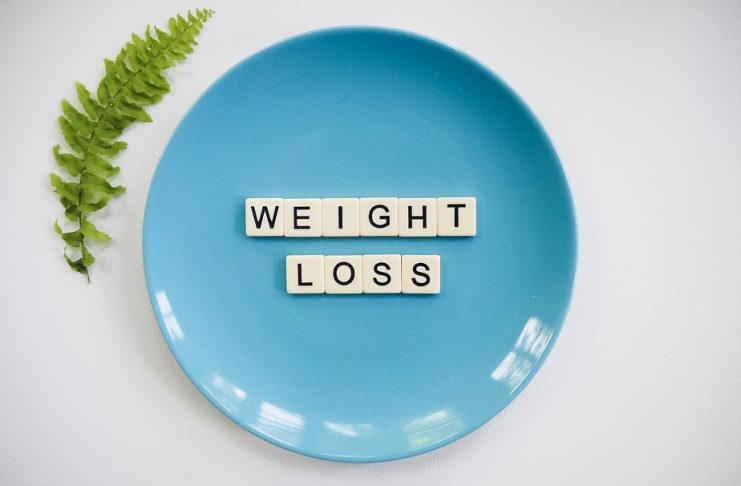 calorie deficit weight loss