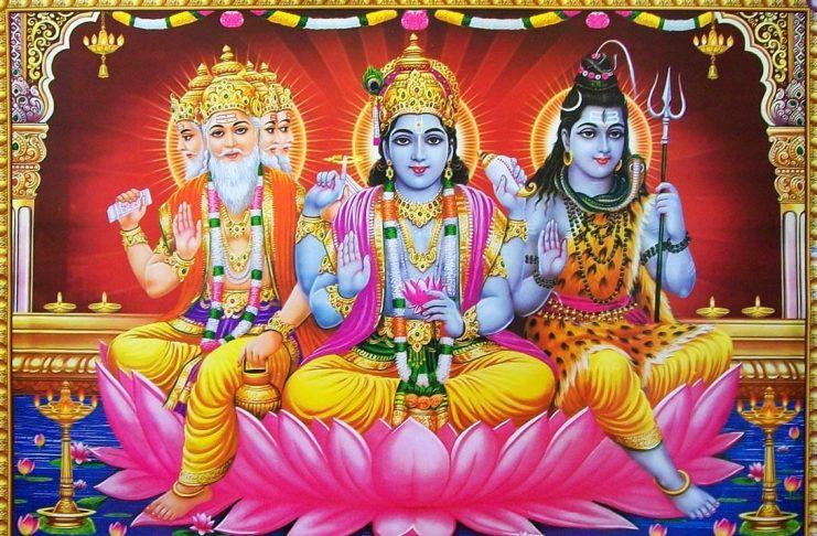 evolution of god hindu mythology