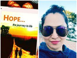 hope journey life author khemlata negi interview